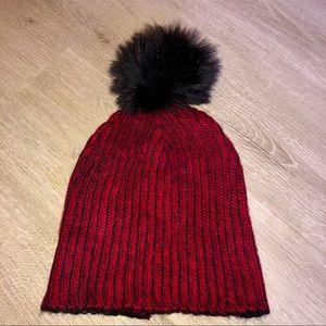 Pom Beanie Winter Fashion Hat